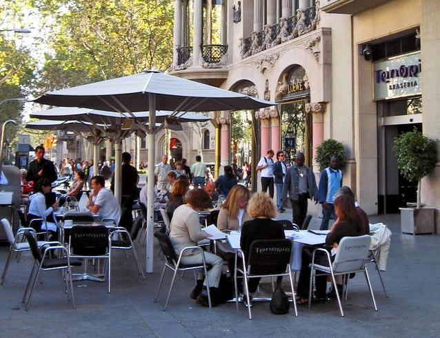 spanyol étterem