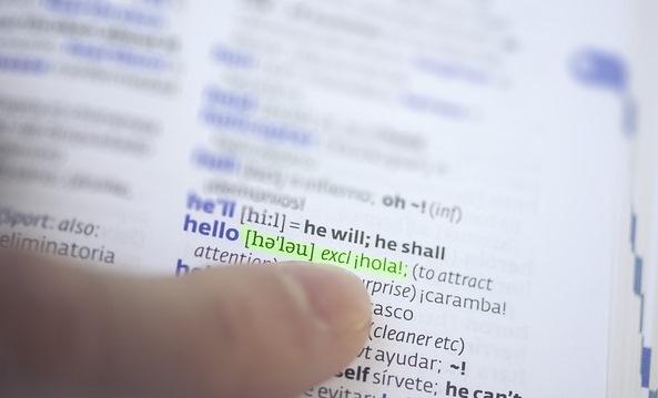 Spanglish nyelv